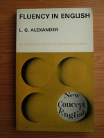 L. G. Alexander - Fluency in english