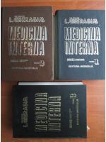 L. Gherasim - Medicina interna (volumele 1, 2, 3)
