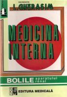 L. Gherasim - Medicina interna, volumul 4. Bolile aparatului renal
