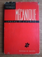 Anticariat: L. Landau - Mecanique