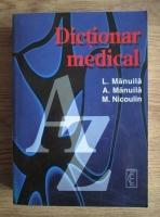 L. Manuila - Dictionar medical