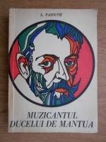 L. Passuth - Muzicantul Ducelui de Mantua