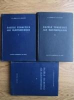 Anticariat: L. R. Neiman - Bazele teoretice ale electrotehnicii (3 volume)