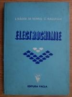 Anticariat: L. Radoi - Electrochimie