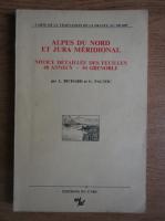 Anticariat: L. Richard - Alpes du Nord et Jura meridional
