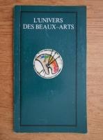 Anticariat: L'univers des Beaux-Arts