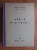 Anticariat: L. V. Gromasevschide - Manual de epidemiologie speciala (1947)