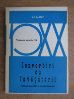 L. V. Zankov - Convorbiri cu invatatorii