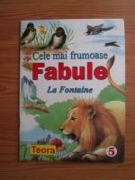 La Fontaine - Cele mai frumoase fabule