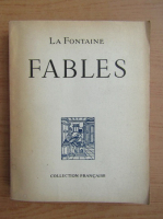 Anticariat: La Fontaine - Fables (1946)