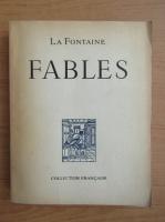 Anticariat: La Fontaine - Fables (1946)