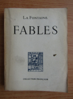 Anticariat: La Fontaine - Fables choisies (1946)