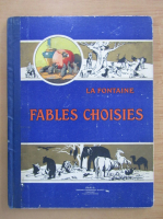 La Fontaine - Fables choisies