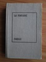 La Fontaine - Fabule (coperti cartonate)