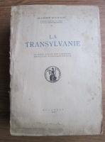 Anticariat: La Transylvanie. Ouvrage publie par L Institut D Histoire Nationale de Cluj (1938)