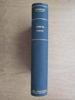 Lamairesse - L'empire chinois (1893)