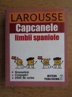 Anticariat: Larousse. Capcanele limbii spaniole