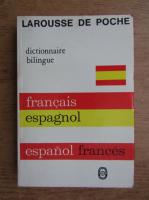 Anticariat: Larousse de poche. Francais-espagnol