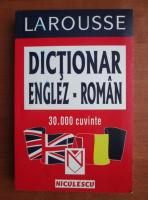 Larousse Dictionar englez-roman (30.000 cuvinte)