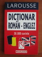Larousse Dictionar roman-englez (30.000 cuvinte)