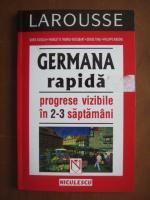 Larousse. Germana rapida, progrese vizibile in 2-3 saptamani
