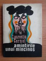 Anticariat: Laurentiu Cernet - Amintirile unui mincinos