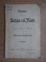 Laurentiu Gribincea - Povestea lui Stefan cel Mare (1904)
