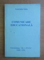 Anticariat: Laurentiu Soitu - Comunicare educationala