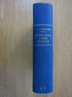 Lazar Saineanu - Dictionar universal al limbei romane (1925)