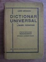 Anticariat: Lazar Saineanu - Dictionar universal al limbei romane (editie interbelica)