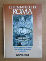 Le fontanelle di Roma