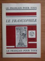 Anticariat: Le francophile