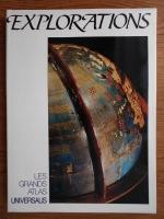 Le grand atlas des explorations