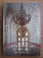 Anticariat: Le grand palais du Kremlin de Moscou
