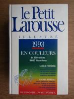 Le Petit Larousse. Illustre en couleurs 1993