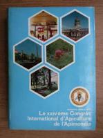 Le XXIV eme Congres International d'Apiculture de l'Apimondia