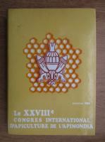 Le XXVIIIe congres international d'apiculture
