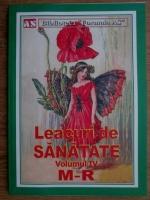 Anticariat: Leacuri de sanatate, volumul 4