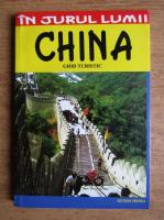Anticariat: Lena Calinoiu - China. Ghid turistic
