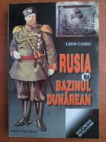 Leon Casso - Rusia si bazinul dunarean