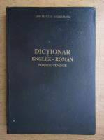 Leon Levitchi - Dictionar englez-roman (format mare)