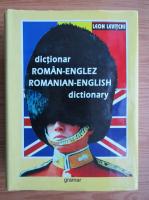 Leon Levitchi - Dictionar roman-englez