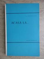 Anticariat: Leon Sarateanu - Acasa la...