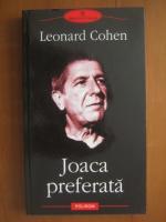 Anticariat: Leonard Cohen - Joaca preferata