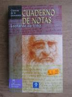 Leonardo da Vinci - Cuaderno de notas