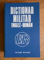 Leonid Cojocaru - Dictionar militar englez-roman