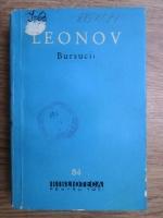 Anticariat: Leonid Leonov - Bursucii