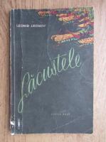 Anticariat: Leonid Leonov - Lacustele
