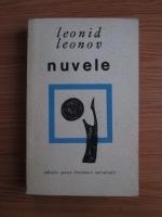 Anticariat: Leonid Leonov - Nuvele