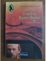 Anticariat: Leonid Tipkin - O vara la Baden-Baden